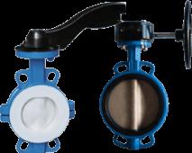 KDV butterfly valves product
