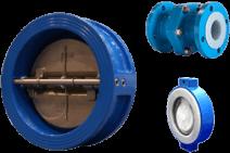 KDV check valves product