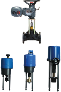 KDV Electric actuators