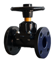 KDV Diaphragm Valve-glass lined straight through type product