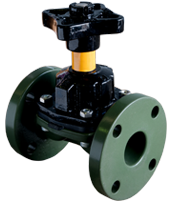 KDV Halar Coated – Weir Type / Product