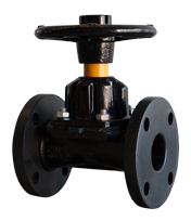 KDV Diaphragm Valve Unlined - Straight through type Product