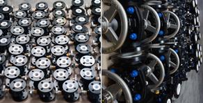 KDV valves