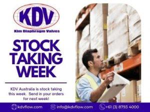 Stock Taking 2021- KDV Australia
