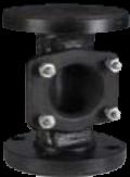KDV Diaphragm Valves ST - Elastometer Lined Body