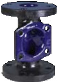 KDV Diaphragm Valves ST - Glass Lined