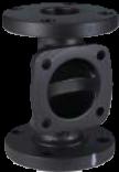 KDV Weirtype Diaphragm Valves -Rubber lined Body