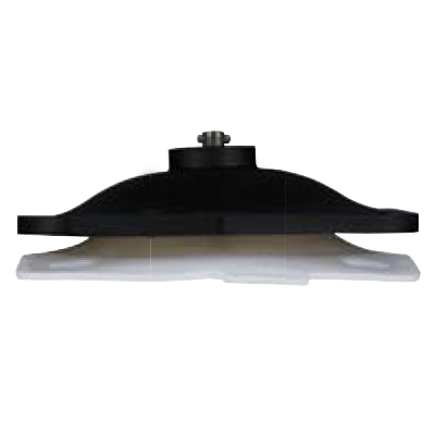 Diaphragms/bayonet - Weir type Diaphragm Valves